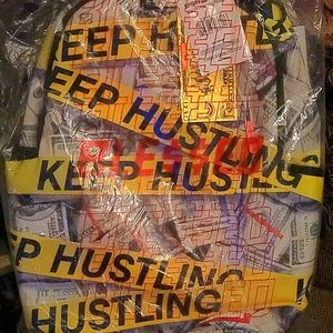 SprayGround - Keep Hustlin' Bag